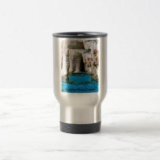 Santorini island  Photo Colette Travel Mug