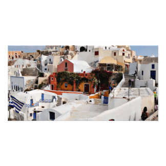 Santorini Island (Thira), Greece Photo Cards