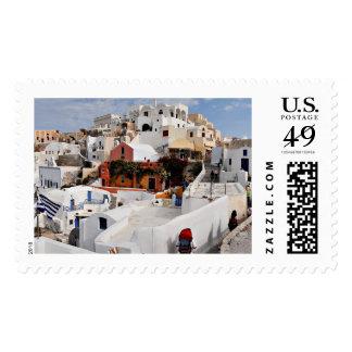 Santorini Island (Thira), Greece Postage