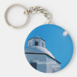 Santorini, llavero de Grecia