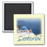 Santorini Magnets