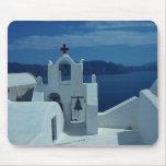 Santorini Mousepad Grecia Tapetes De Ratones