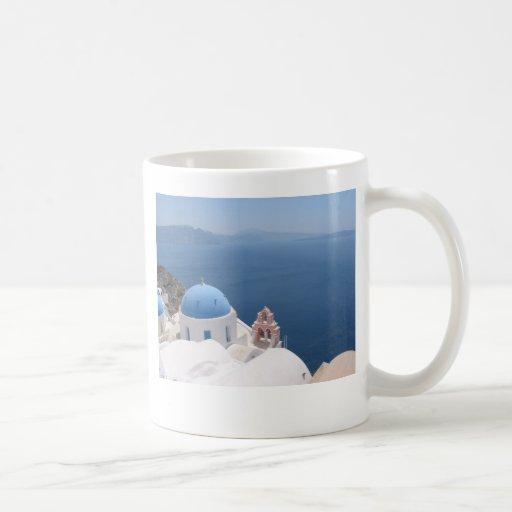 Santorini Mugs