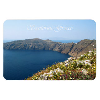Santorini Oia Fridge Magnet