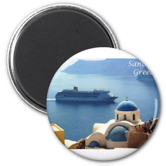 Santorini_Oia Magnet