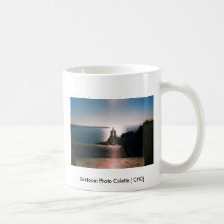 Santorini Photo Colette ( CHG) Coffee Mug