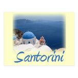 Santorini Post Card