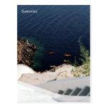 Santorini Post Cards