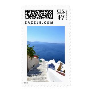 Santorini Postage