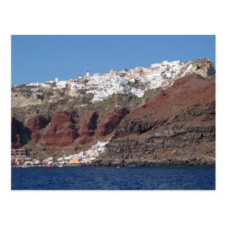 Santorini - Postcard
