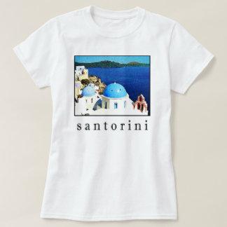 Santorini Souvenir T-Shirt (men, women, children)