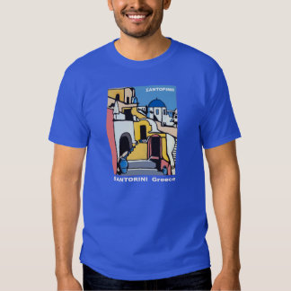 Santorini T Shirt