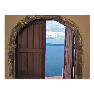Santorini Postales