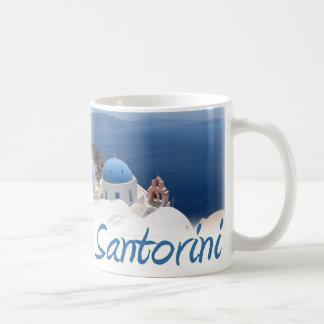 Santorini Taza Clásica