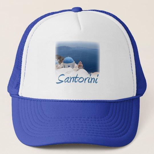 Santorini Trucker Hat