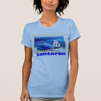 Santorini T Shirts