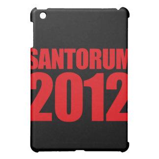 SANTORUM 2012 - iPad MINI CASES