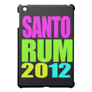SANTORUM 2012 NEON iPad MINI CASES