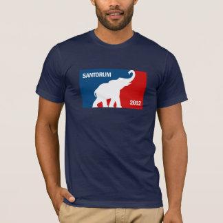 SANTORUM 2012 PRO T-Shirt