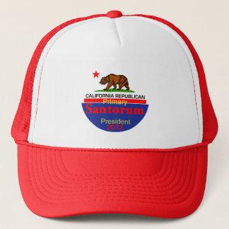 Santorum CALIFORNIA Hat