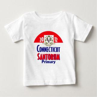 Santorum CONNECTICUT Baby T-Shirt