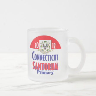 Santorum CONNECTICUT Mug