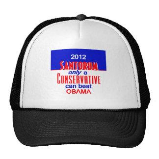 Santorum CONSERVATIVE Trucker Hat