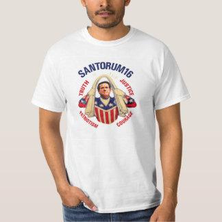 Santorum en 2016 camisas