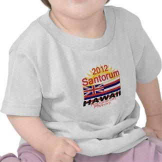 Santorum HAWAII Camiseta