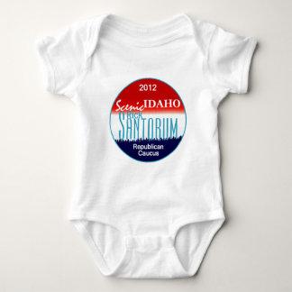 Santorum IDAHO Baby Bodysuit
