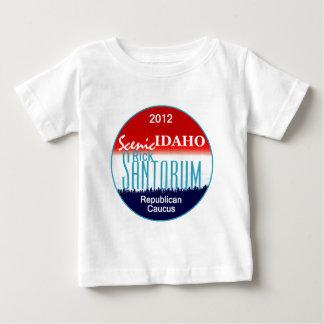 Santorum IDAHO Baby T-Shirt