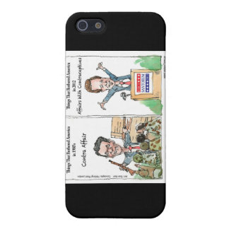 Santorum Iran Contraceptive Affair Funny Gifts Etc Case For iPhone SE/5/5s