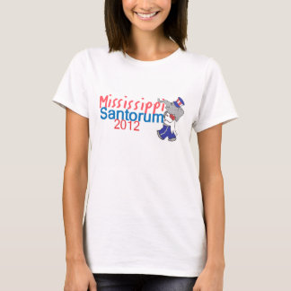 Santorum MISSISSIPPI Shirt