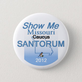 Santorum MISSOURI Button