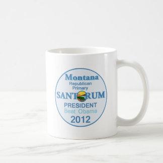 Santorum MONTANA Coffee Mug