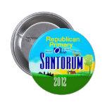 Santorum OHIO Button