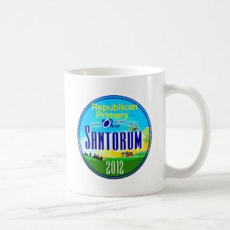 Santorum OHIO Coffee Mug