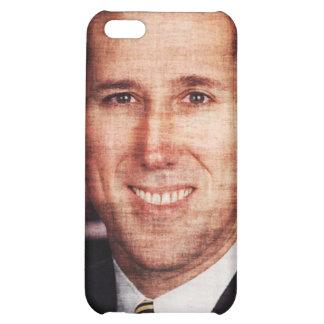 Santorum Portrait Art Photo iPhone 5C Covers