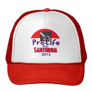 Santorum PROLIFE Mesh Hats