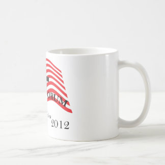 Santorum Sacrificing for America 2012 Coffee Mug