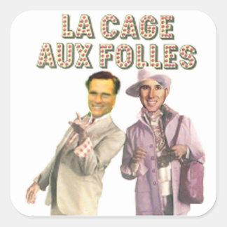 Santorum Sticker