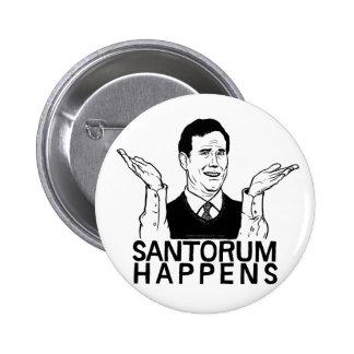 Santorum sucede botón pin