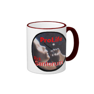 Santorum: Taza ProLife