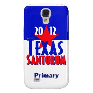Santorum TEXAS Galaxy S4 Case