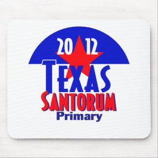 Santorum TEXAS Mouse Pad