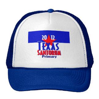Santorum TEXAS Trucker Hat