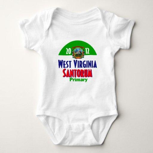 Santorum VIRGINIA OCCIDENTAL Body Para Bebé