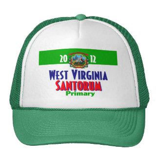 Santorum WEST VIRGINIA Trucker Hat