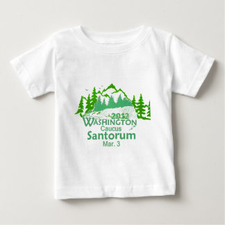 Santorun WASHINGTON Remera