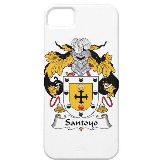 Santos Family Crest iPhone SE/5/5s Case